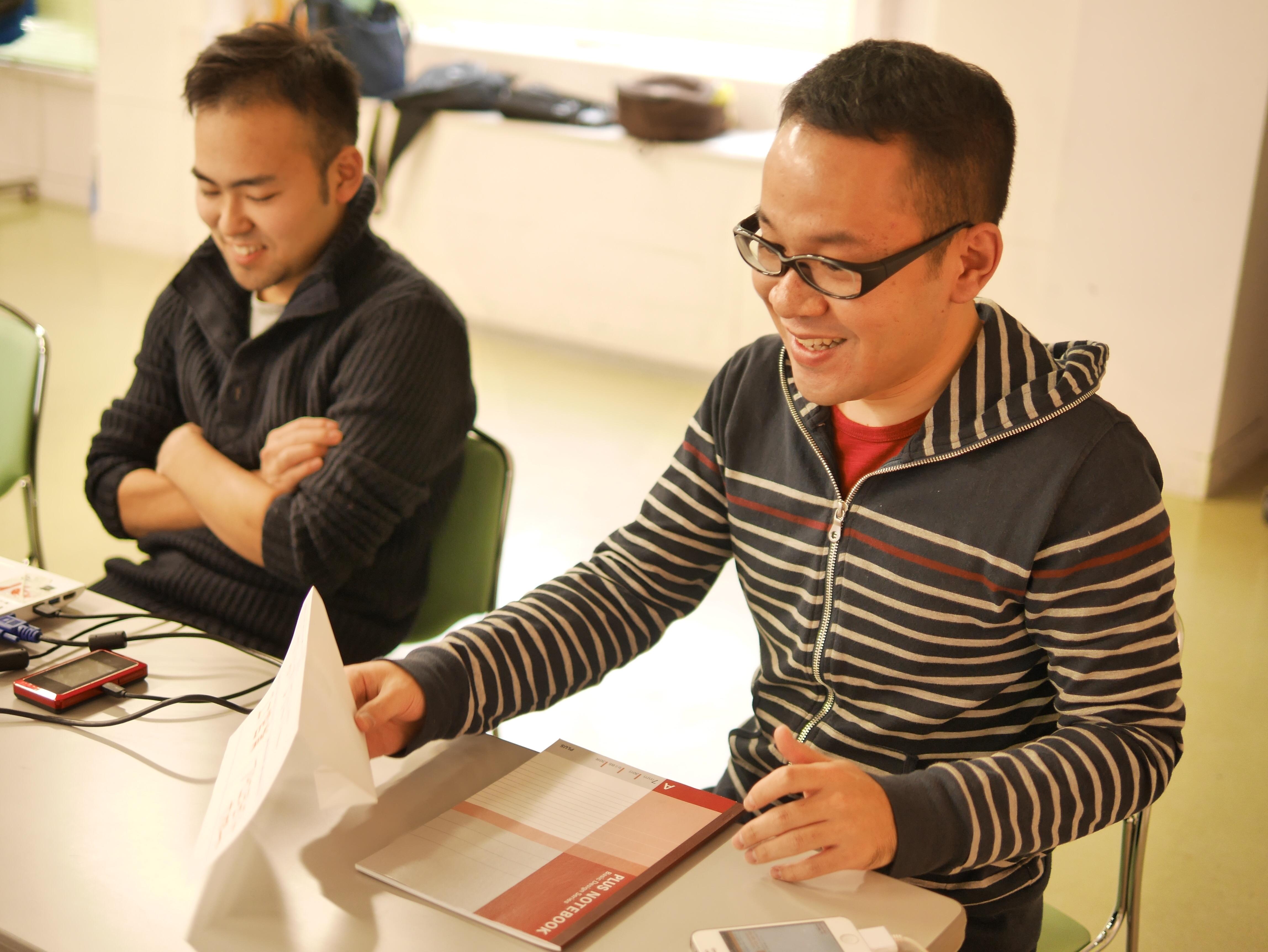 【2015年2月定例会レポート】2枚目の名刺との合同プロジェクト報告&キャッチコピーブレスト