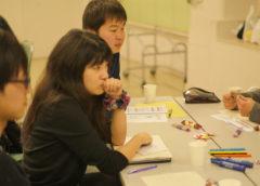 【3月定例会レポート】 a-con参加1か月のメンバーが ワークショップ進行に挑戦!